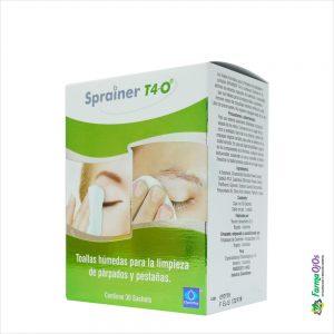 SPRAINER T4 CAJA X 30 TOALLITAS