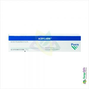 ACRYLARM® GEL OFT 0,2%
