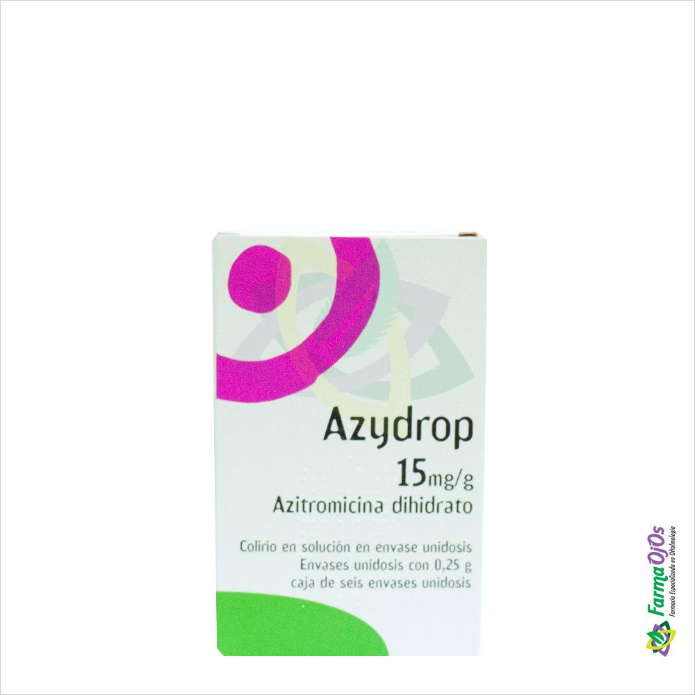 AZYDROP® 15 MG/G