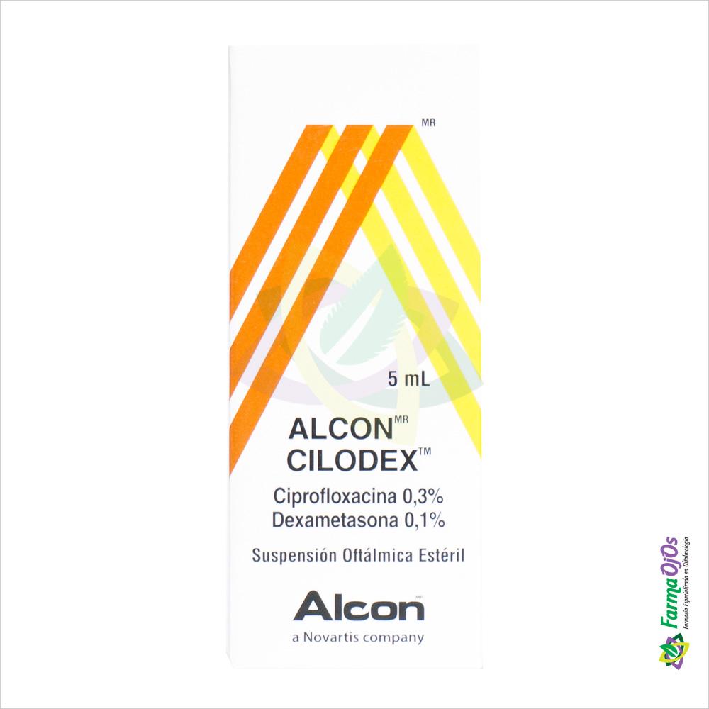 ALCON CILODEX ®