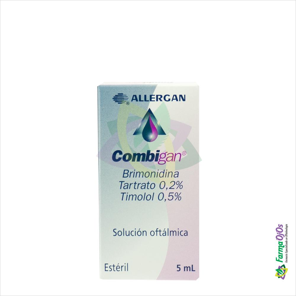 COMBIGAN® 0.02/0.05 SOL OFT FCOX5ML