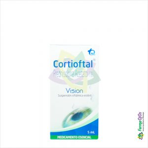 CORTIOFTAL 1%®