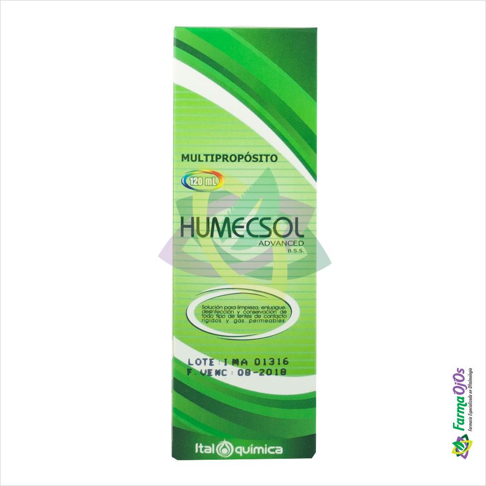 HUMECSOL ADVANCED® 120 ML