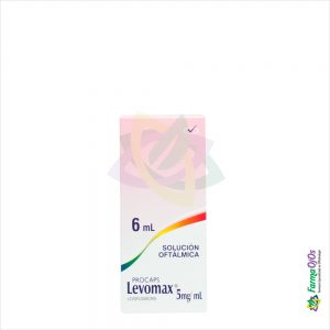LEVOMAX ®5MG/ML SOL OFT