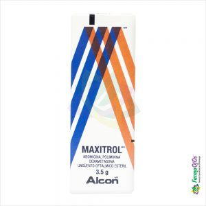 MAXITROL UNGUENTO 3.5 G