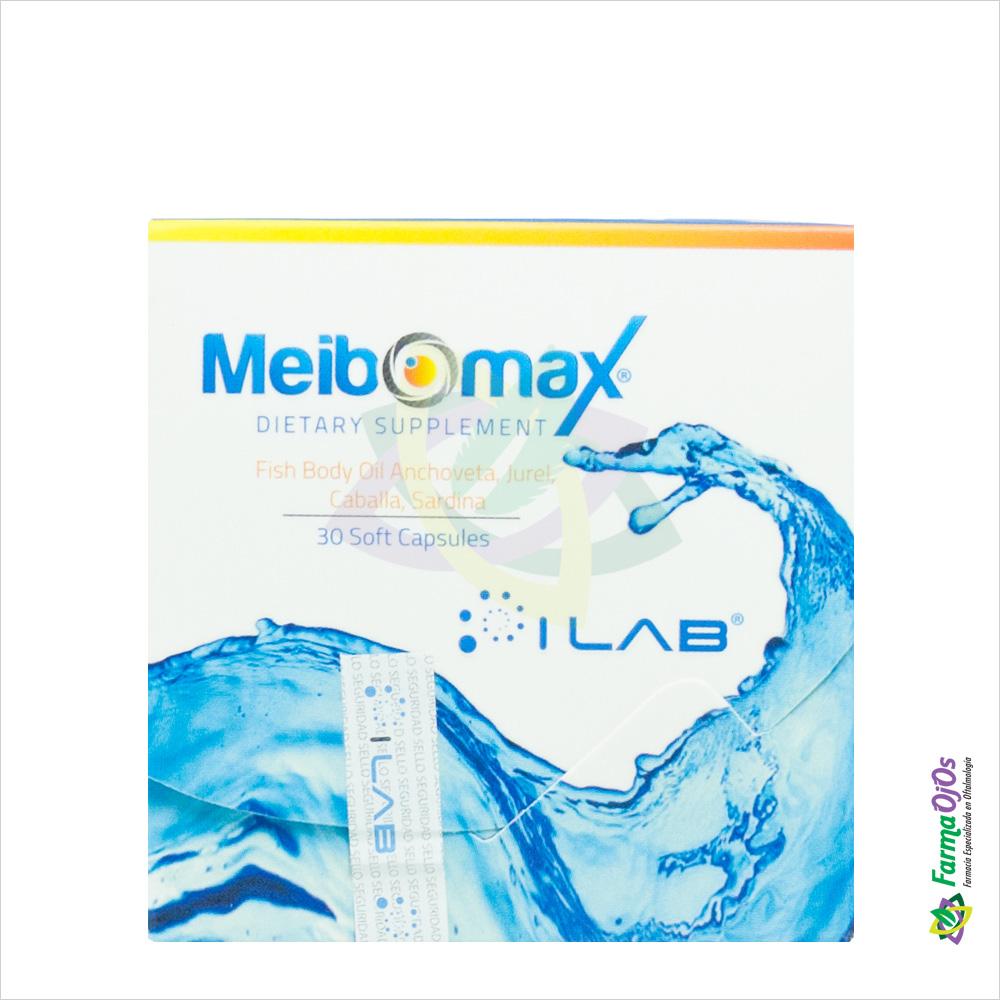 MEIBOMAX® SUPLEMENTO CAJAX 30