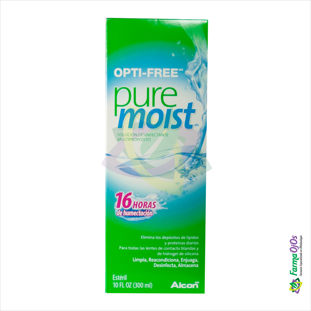 OPTI-FREE® PUREMOINTS 300 ML
