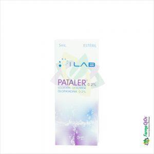 PATALER®GOTAS FCO X 5 ML
