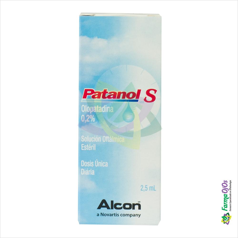 PATANOL® 0.1% SOLUCIÓN OFTÁLMICA ESTÉRIL