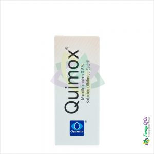 QUIMOX®0.5% SOL OFT FCOX5ML E20