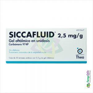 SICCAFLUID MONODOSIS®