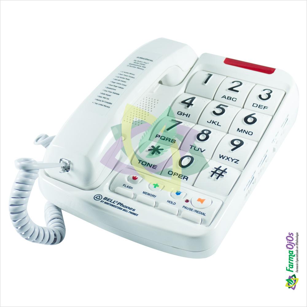TELÉFONO PARA CASA BRAILE