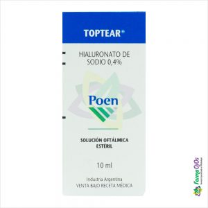 TOPTEAR® SOL OFT FCOX10ML