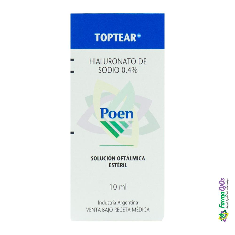 TOPTEAR® SOL OFT FCOX10ML