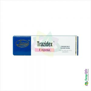 TRAZIDEX ®UNGENA 3.5 GR ORIGINAL